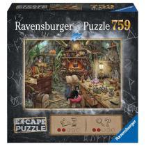 Ravensburger - Escape Puzzle - Cuisine de sorcière