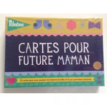 Milestone - Cartes souvenirs - Cartes pour futures mamans