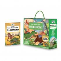 SASSI Junior - Voyage, découvre, explore - Les dinosaures