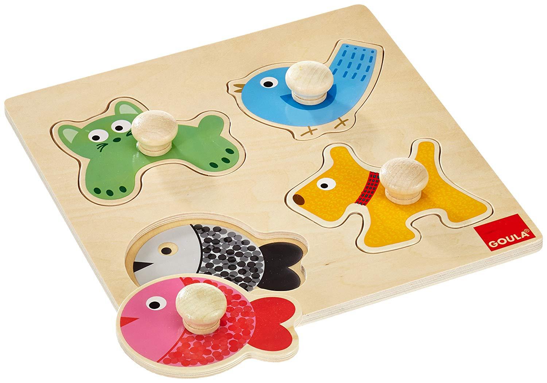 Goula - Puzzle animaux domestiques