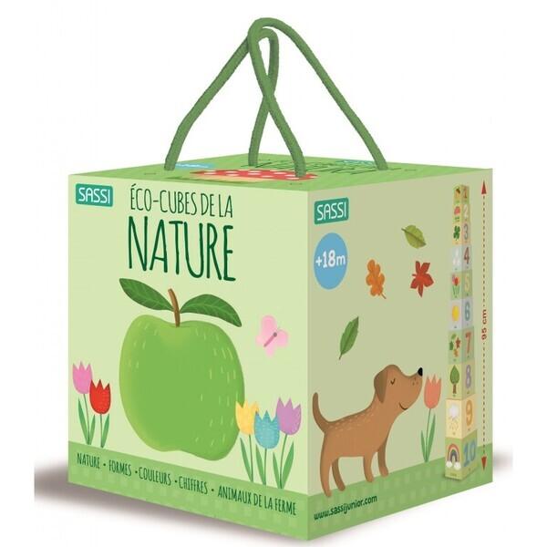 SASSI Junior - Eco-cubes de la nature