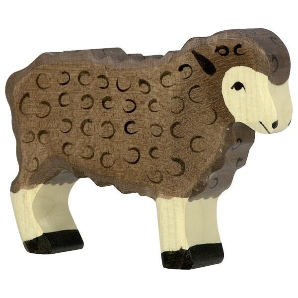 Holtztiger - HOLZTIGER - Mouton Noir Debout