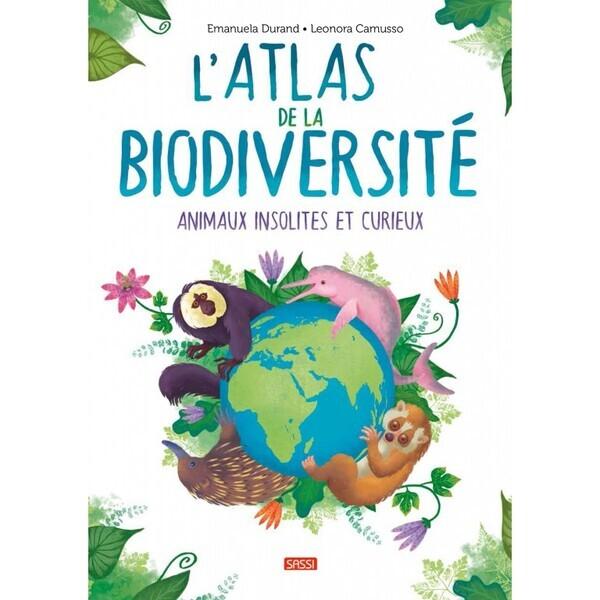 SASSI Junior - Atlas de la Biodiversité - Animaux insolites et curieux