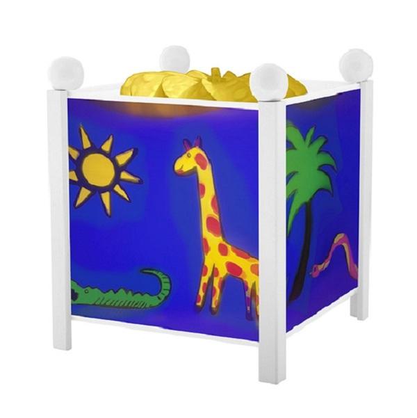 Trousselier - Veilleuse Lanterne Magique jungle