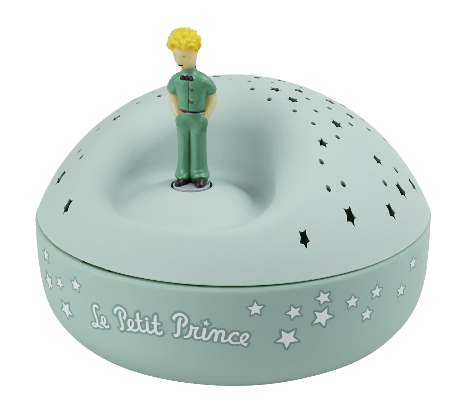 Trousselier - Projecteur d'étoiles musical Le Petit Prince