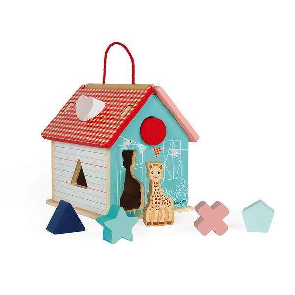 Janod - Maison des formes Sophie la Girafe