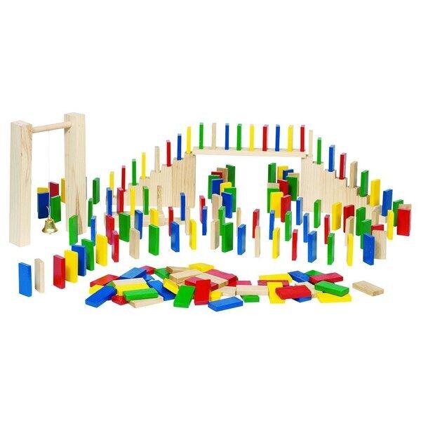 Goki - Rallye des dominos