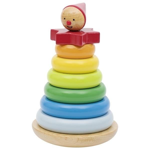 Goki - Clown Peppo à empiler