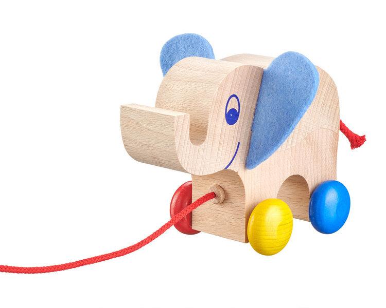 Selecta - L'éléphant à tirer