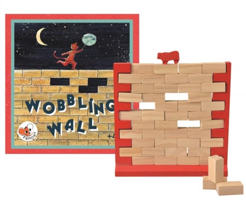 Egmont Toys - Mur vascillant