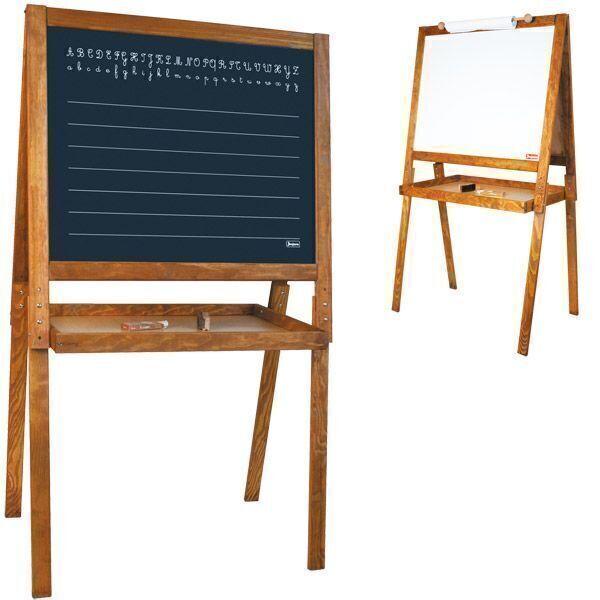 Jeujura - Grand tableau dessin des écoliers