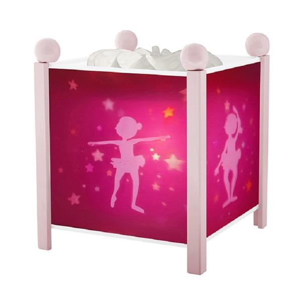 Trousselier - Lanterne Magique ballerines - rose