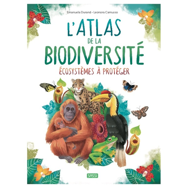 SASSI Junior - Atlas de la Biodiversité - Ecosystèmes à protéger