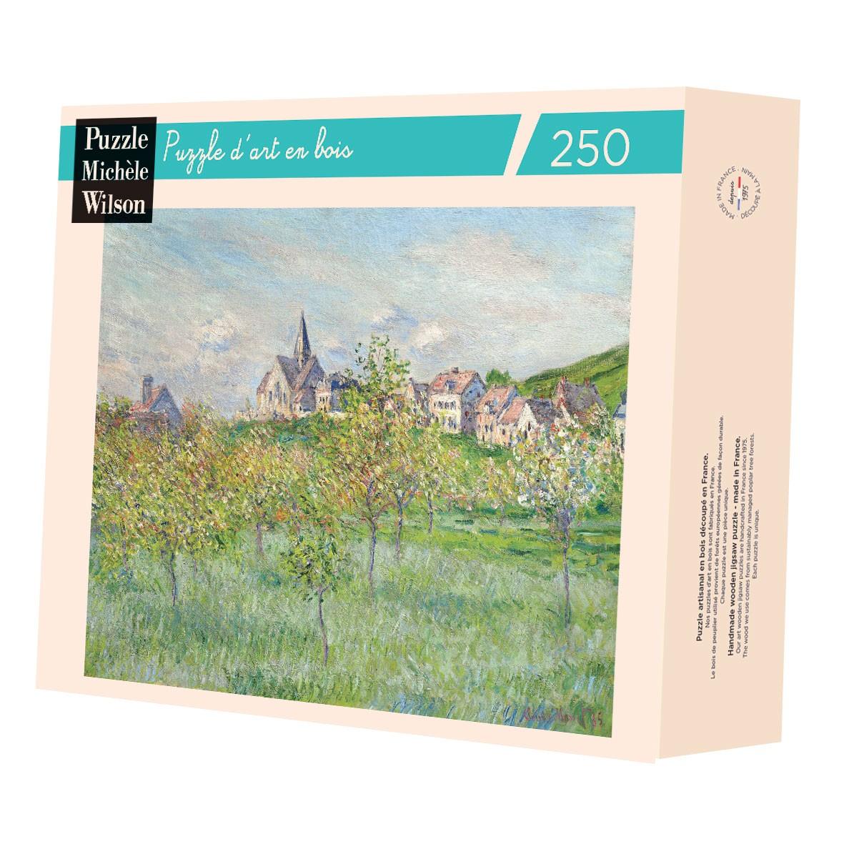 Michèle Wilson - Puzzle Michèle Wilson Printemps A Giverny 250 Pièces