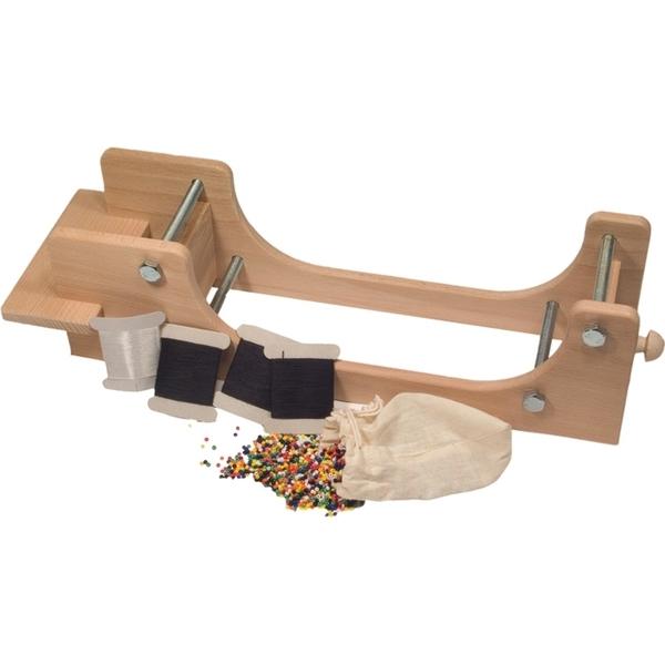 Dieters - Grand cadre de tissage avec perles