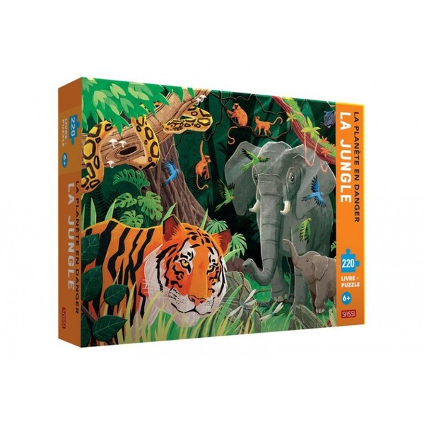 SASSI Junior - La Planète en Danger - La Jungle