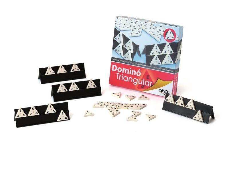Cayro - Dominos triangulaires