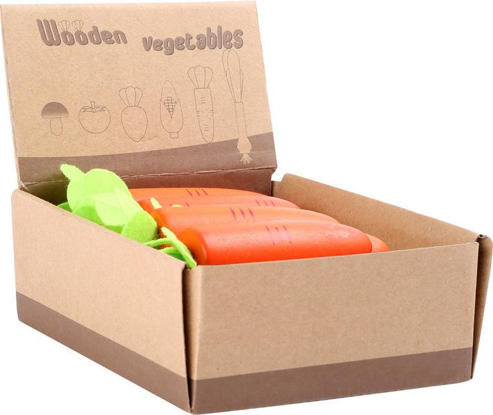 Small Foot - Présentoir de carottes en bois