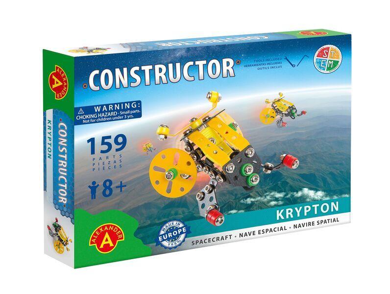 Alexander Toys - Constructor Krypton - Navette spatiale