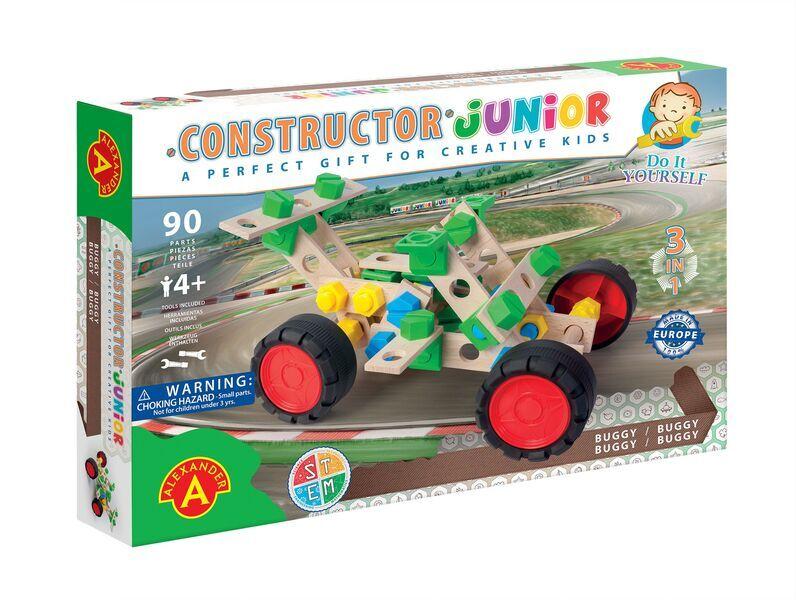 Alexander Toys - Constructor Junior 3x1 - Buggy