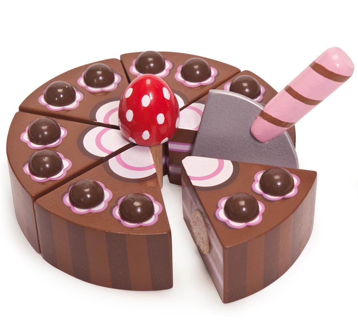 Le toy van - Gâteau au Chocolat