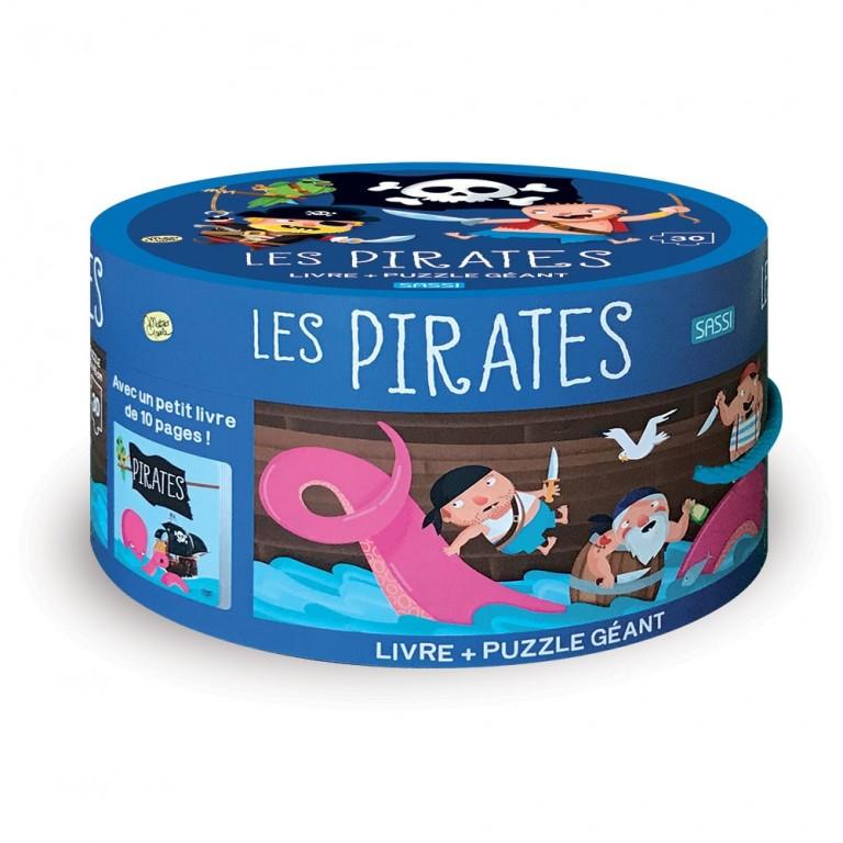 SASSI Junior - Puzzle Les Pirates