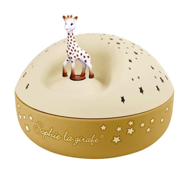Trousselier - Projecteur d'étoiles musical Sophie la Girafe
