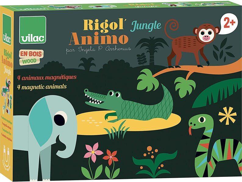 Vilac - Rigol'animo Jungle Ingela P. Arrhenius