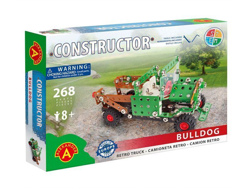 Alexander Toys - Constructor Bulldog - Camion rétro