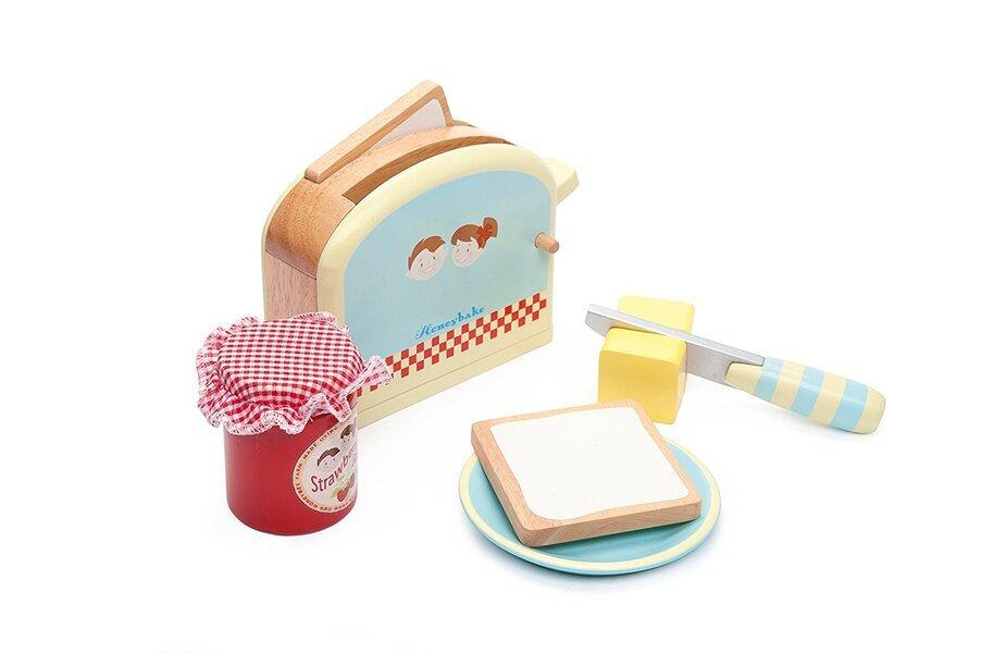 Le toy van - Ensemble grille-pain