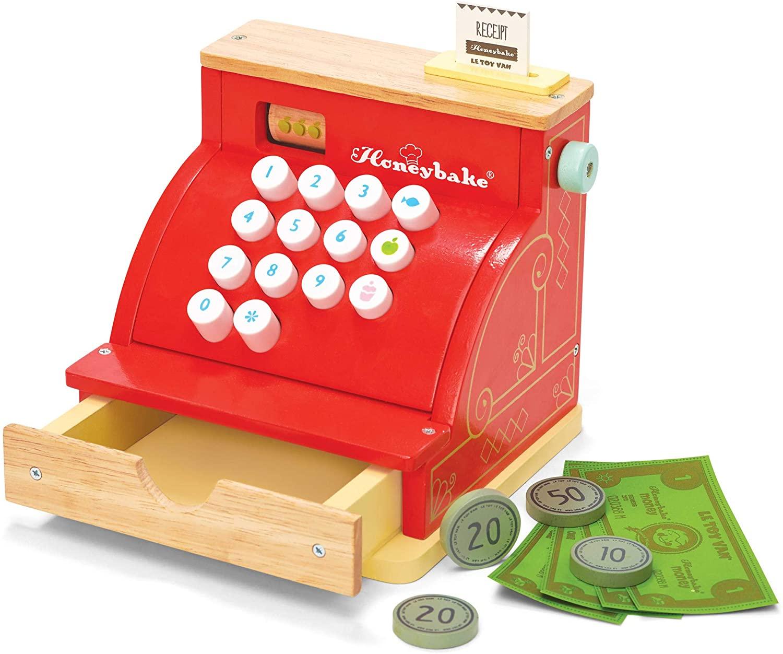 Le toy van - La caisse enregistreuse