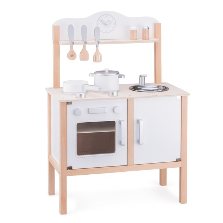 New Classic Toys - Cuisine blanche - Dream Kitchenette