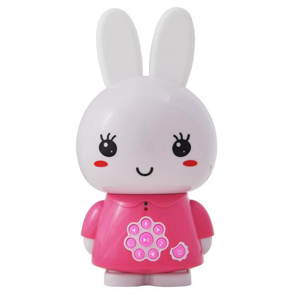 Alilo - Veilleuse Honey Bunny Bluetooth Rose