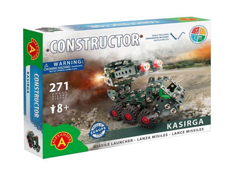 Alexander Toys - Constructor Kasirga - Lance-missiles
