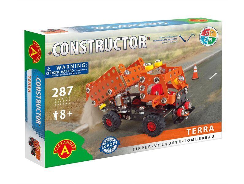 Alexander Toys - Constructor Terra - Camion Benne
