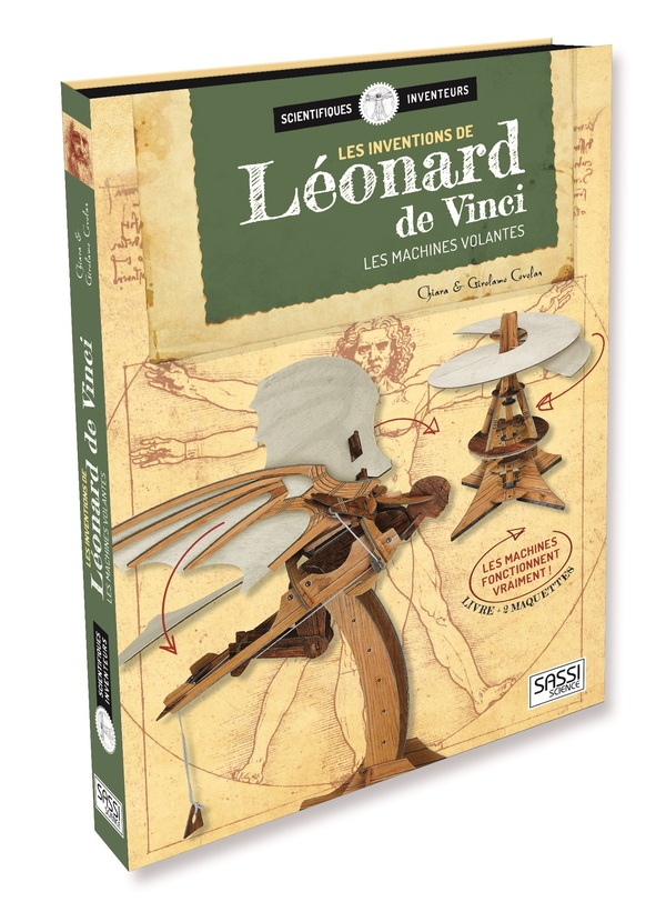 SASSI Junior - Les inventions de Léonard de Vinci