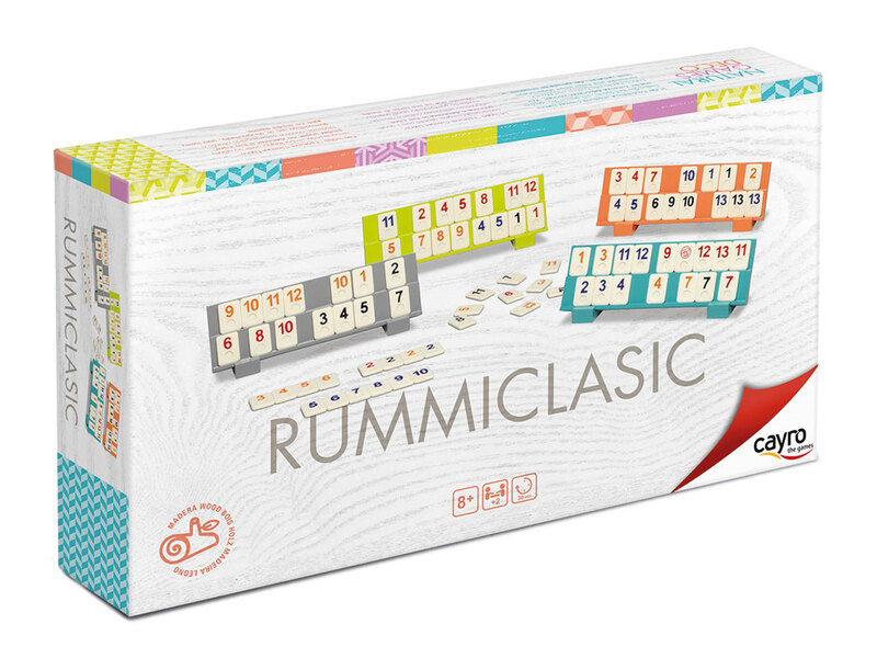 Cayro - Rummi Classic