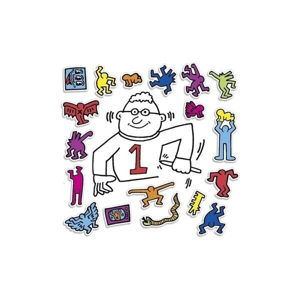 Vilac - Magnets Keith Haring