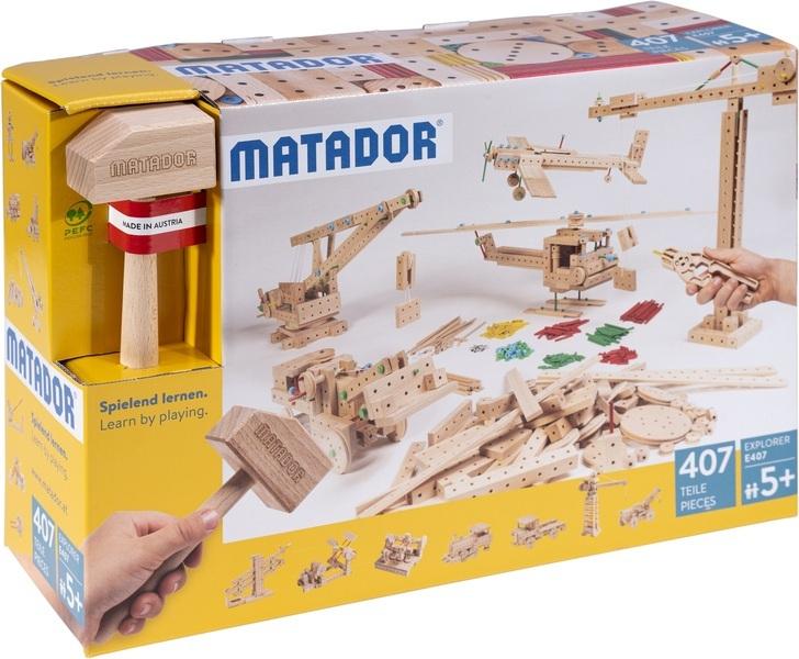 Matador - Matador Explorer 407 pcs