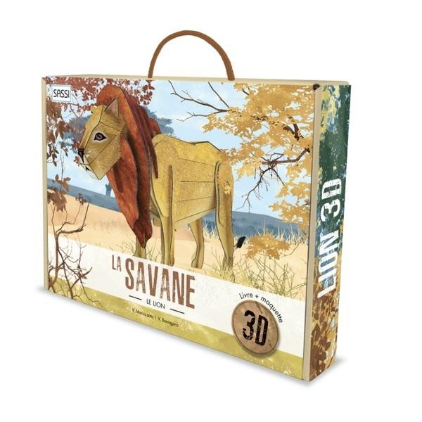 SASSI Junior - La Savane - Le Lion 3D