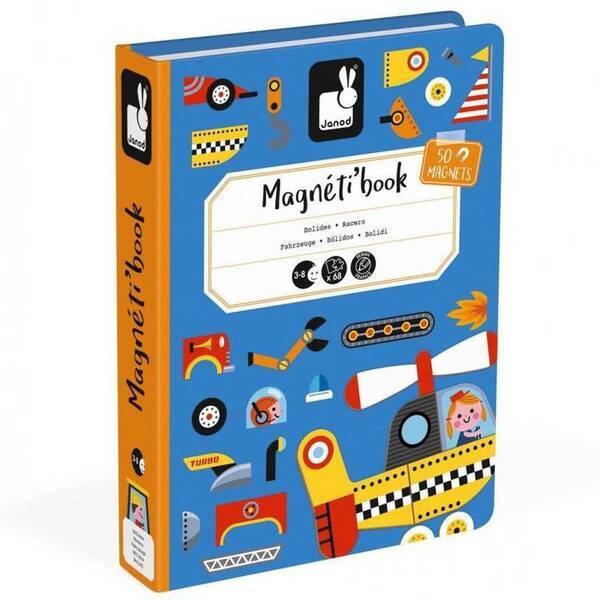 Janod - MagnetiBook Bolides