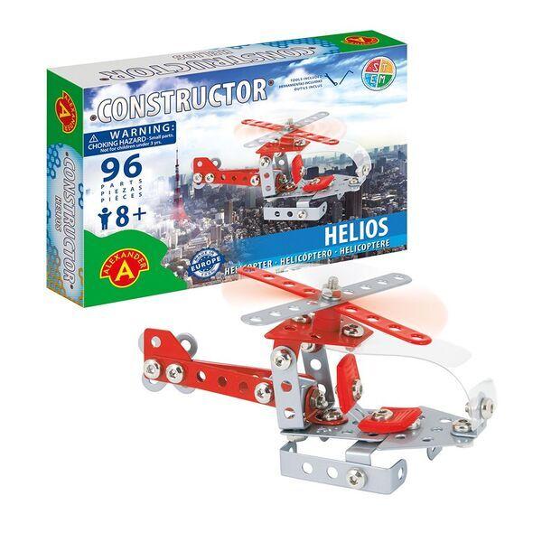 Alexander Toys - Constructor Helios - Hélicoptère