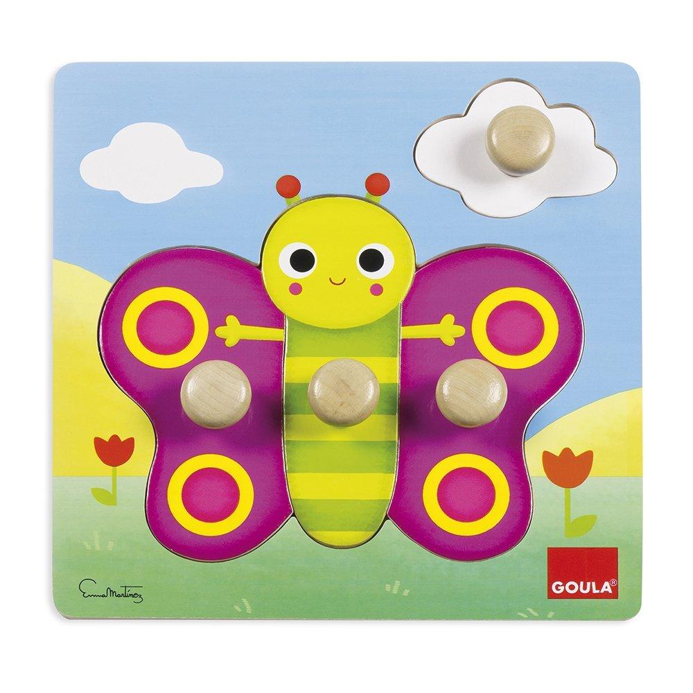Goula - Puzzle papillon