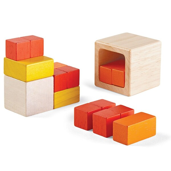 Plan Toys - Cubes fraction