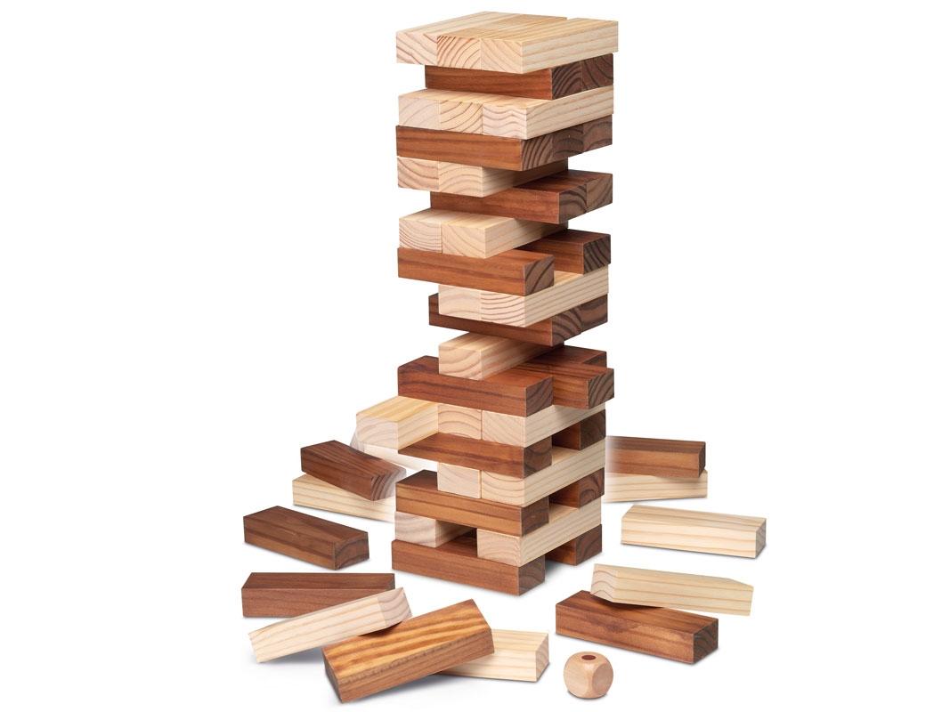 Cayro - Block à block bicolore géant