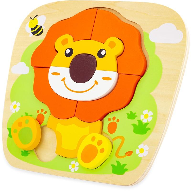 Ulysse - Puzzle Lion
