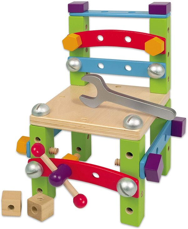 Goula - Set construction