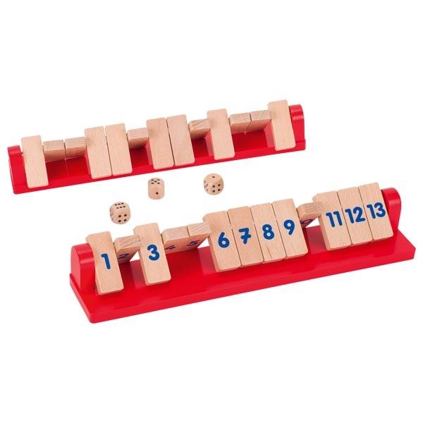 Goki - Fermer la boite Sacré 13 - 2 joueurs