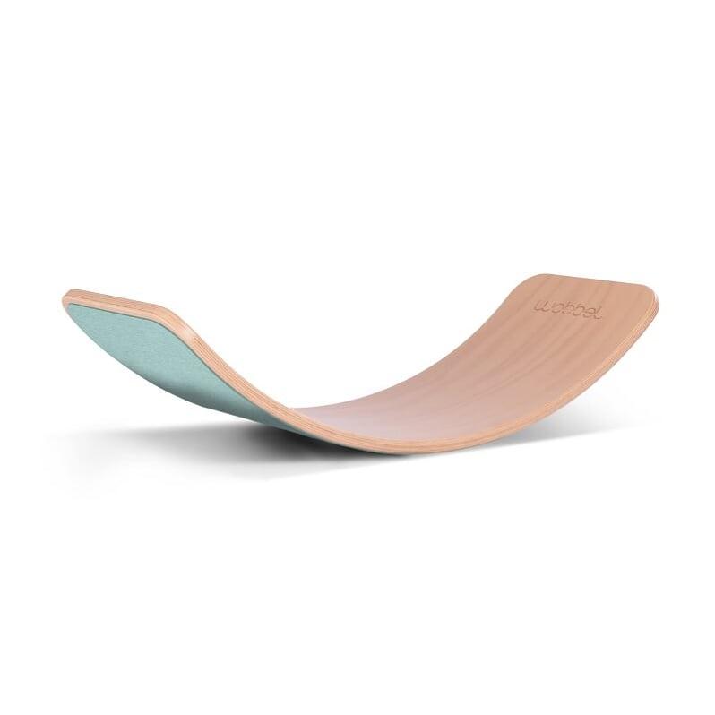 WOBBEL - Planche d'équilibre Wobbel Original bleu ciel
