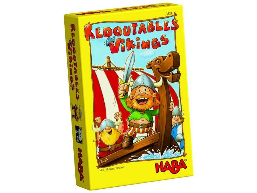 Haba - Redoutables Vikings